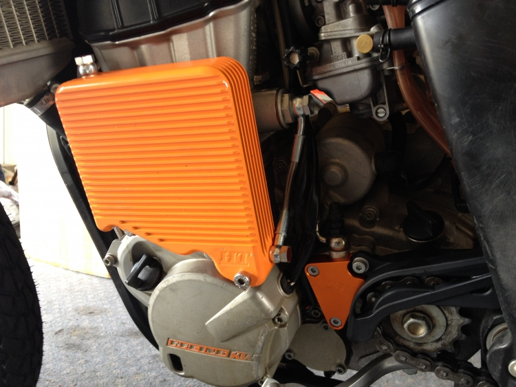 Ktm  Engine Mods