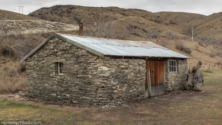 Photo 3 of Lindis Pass Hotel Ruins