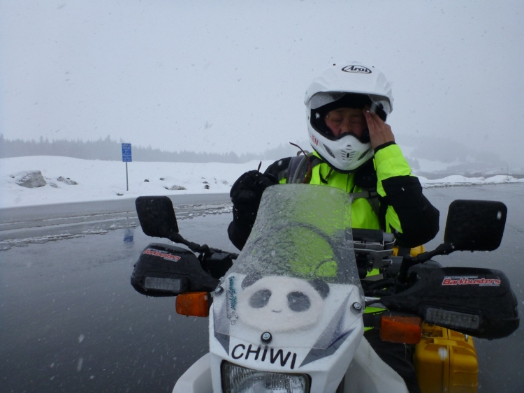 Photo 6 of Alaska to South America: Two Moto Kiwis