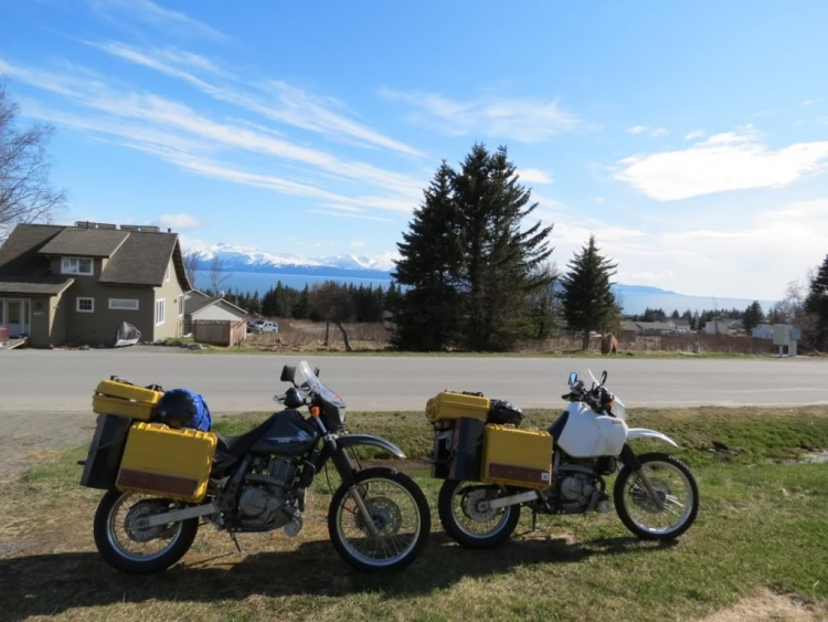 Photo 8 of Alaska to South America: Two Moto Kiwis