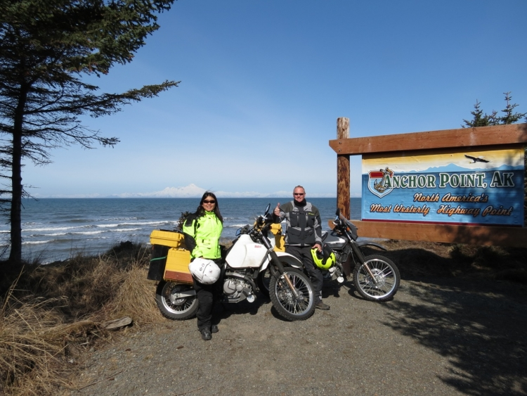 Photo 12 of Alaska to South America: Two Moto Kiwis