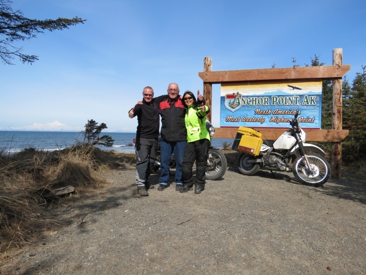 Photo 13 of Alaska to South America: Two Moto Kiwis