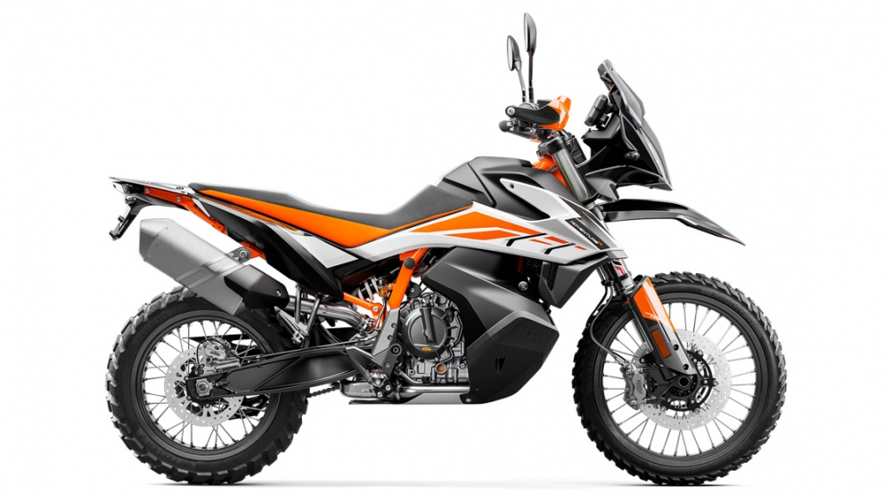 Photo 1 of 2019 KTM 790 R Review: Al Pendrey