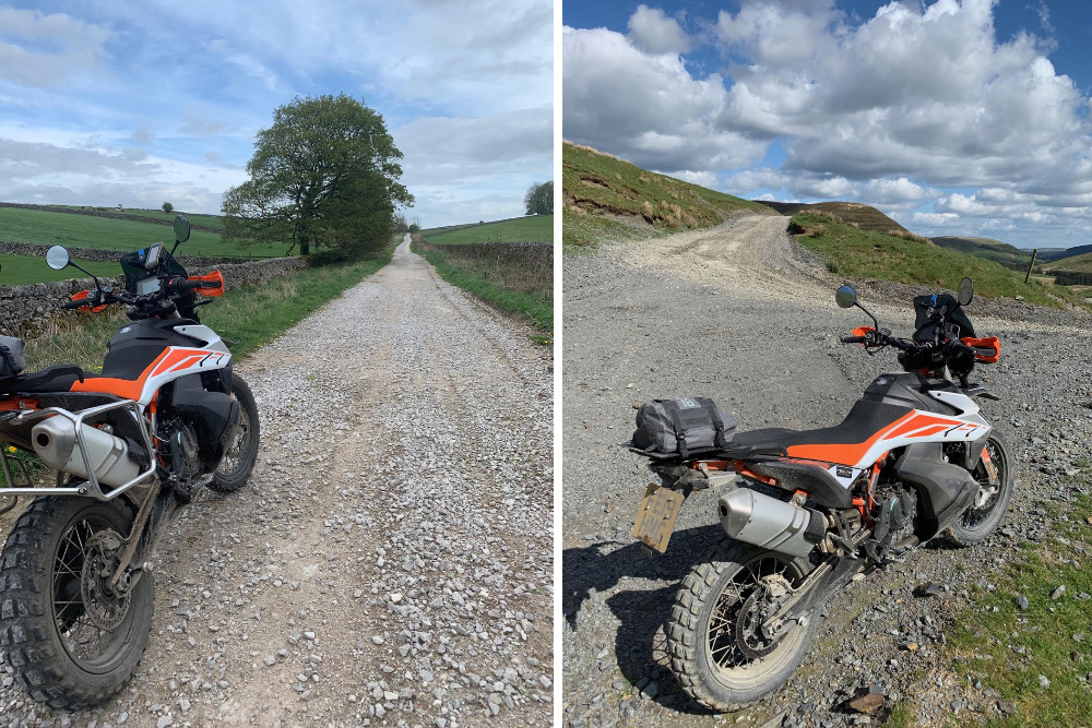 Photo 3 of 2019 KTM 790 R Review: Al Pendrey