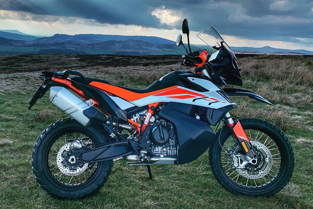 Photo 5 of 2019 KTM 790 R Review: Al Pendrey