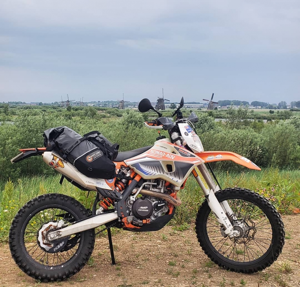 Photo 1 of KTM500 Review: Aaron Steinmann