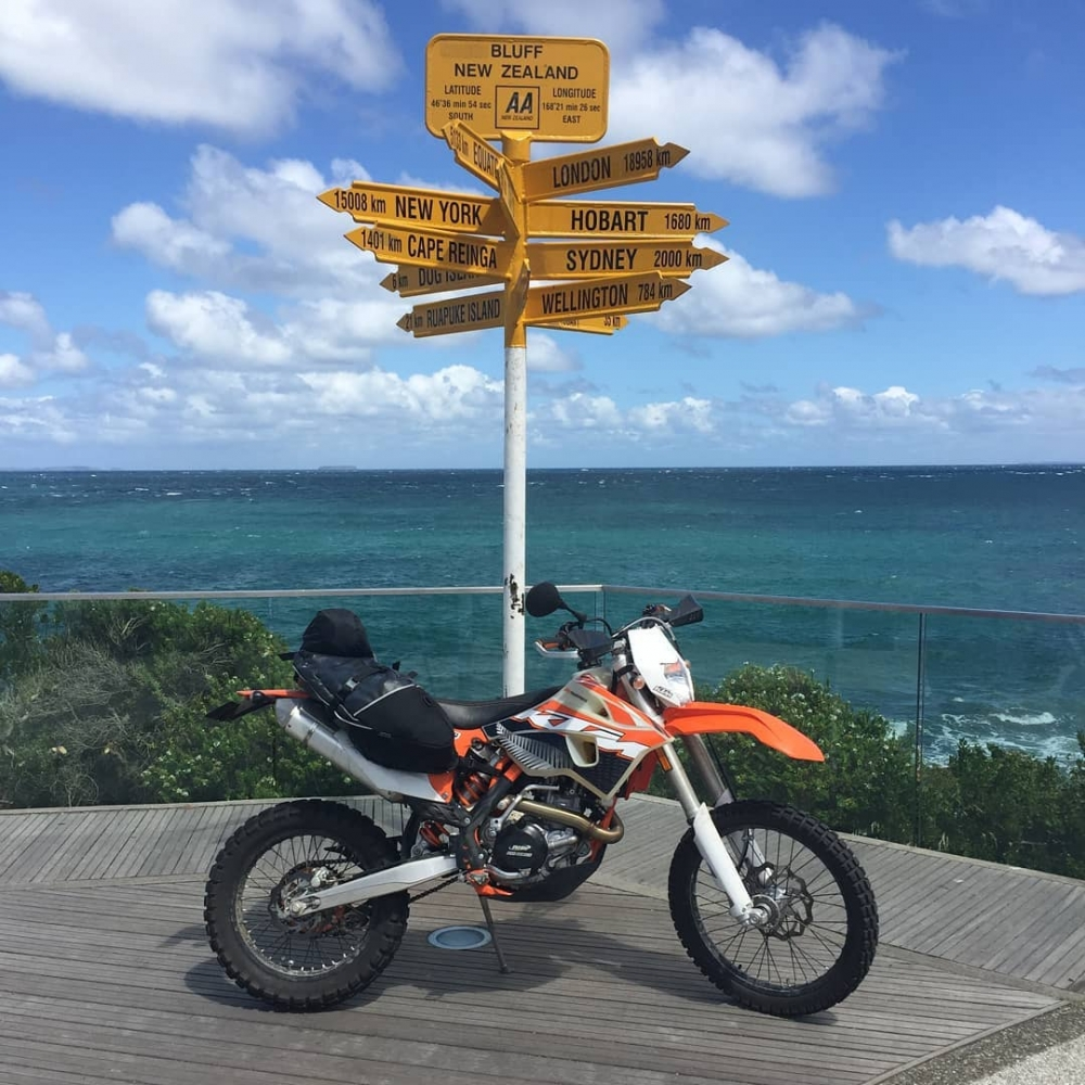Photo 2 of KTM500 Review: Aaron Steinmann