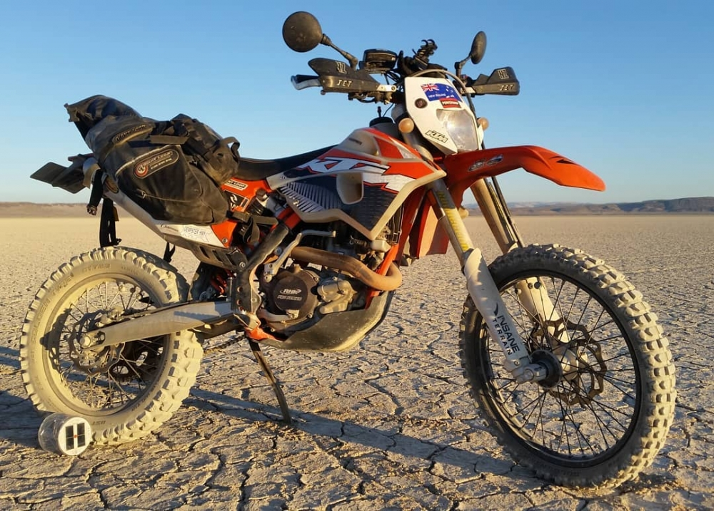 Photo 4 of KTM500 Review: Aaron Steinmann