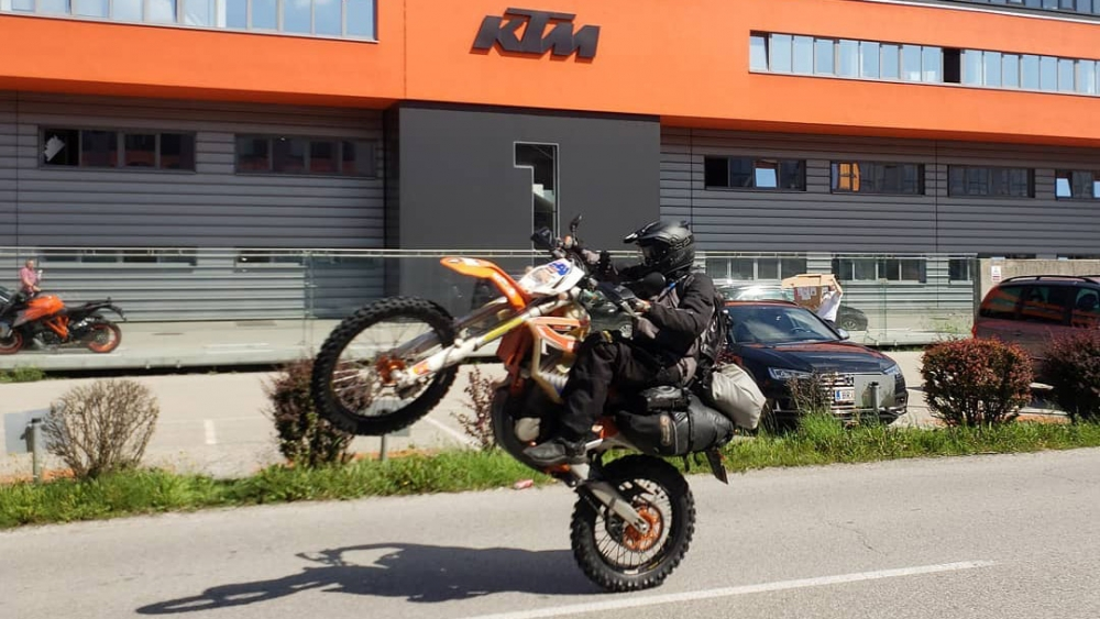 Photo 8 of KTM500 Review: Aaron Steinmann