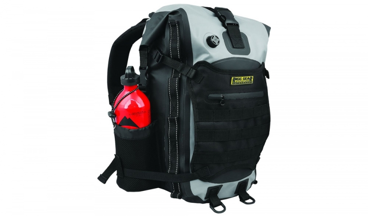 Photo 1 of Nelson Rigg - Hurricane Waterproof Backpack / Tailpack 40L & 20L