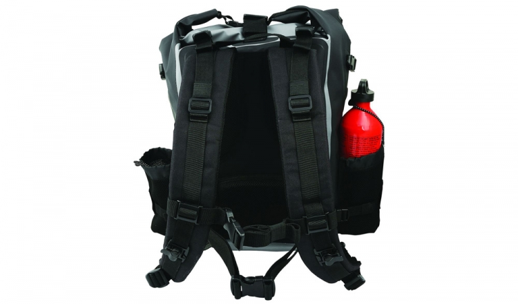 Photo 3 of Nelson Rigg - Hurricane Waterproof Backpack / Tailpack 40L & 20L