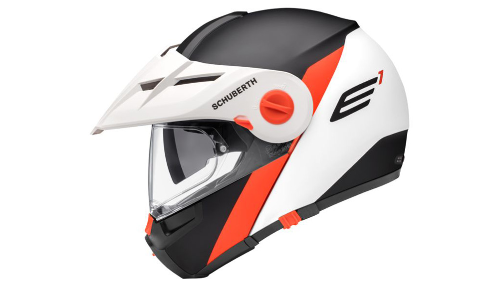 Photo 3 of Schuberth - E1 Adventure Helmet