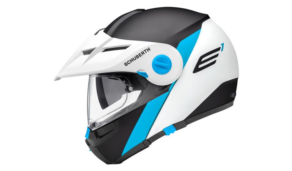 Photo 4 of Schuberth - E1 Adventure Helmet