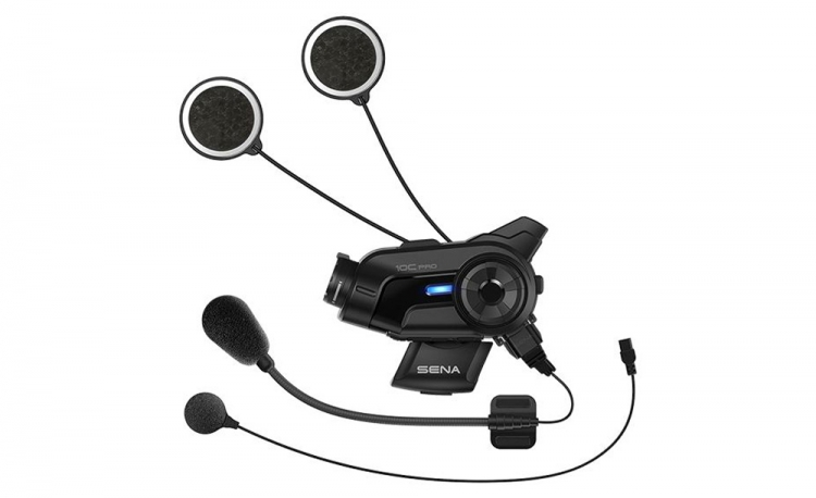 Photo 2 of Sena - 10C Pro Bluetooth Headset & Camera