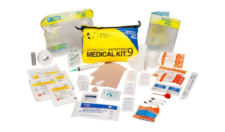 Photo 1 of AMK - Ultralight And Watertight Emergency Medical Kit