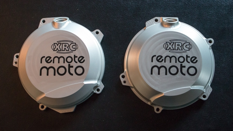 Photo 2 of XRC - Clutch Covers