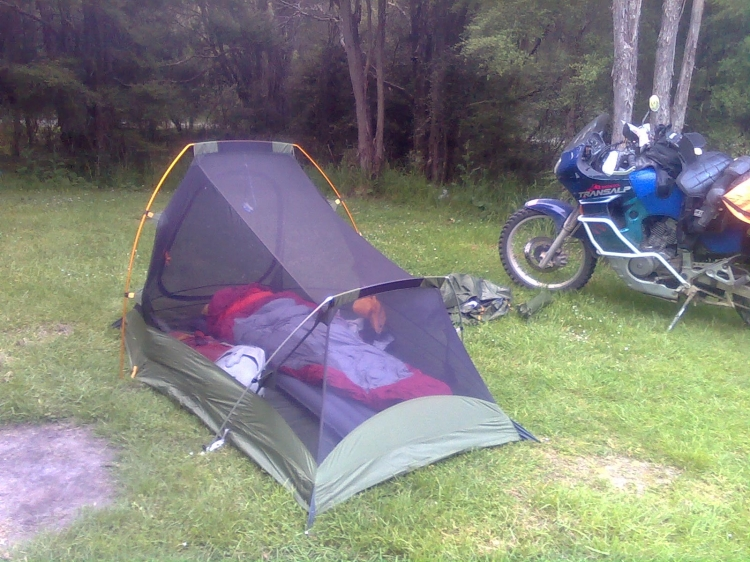 & OZtrail / Outer Limits - Apollo 2 Tent review by TransalperNZ
