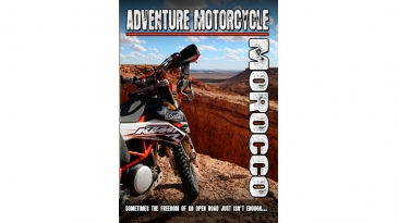 Adventure Motorcycle Morocco DVD