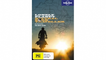 Lonely Planet - Natural Born Traveller: The Great Divide DVD
