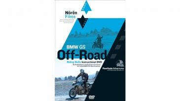 BMW GS Off-Road Riding Skills Instructional DVD