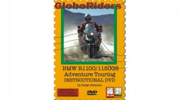 Globeriders BMW R1100GS/1150GS Adventure Touring Instructional DVD
