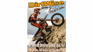 DirtWise DVD Volume #4 Hills, Ravines, Switchbacks, and Off-Camber Trails