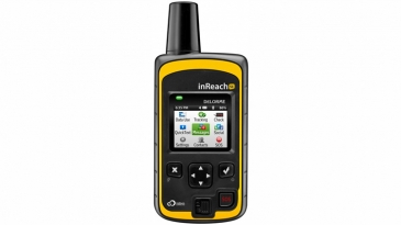DeLorme - InReach SE 2-Way Satellite Communicator